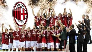 Top-Elf Legendäre Mannschaften: AC Mailand 2011