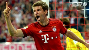 Marktwert Update 1.Bundesliga: Müller im Fokus