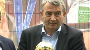 Niersbach: Zahlung wegen FIFA-Organisationszuschuss