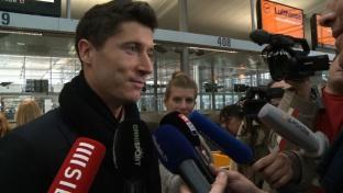 """Lewandowski zum Real-Interesse: """"Es gibt nichts zu sagen"""""""