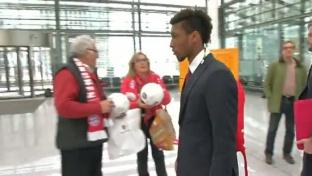 FC Bayern München reist nach Zagreb
