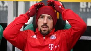 Bericht: Muskelbündelriss bei Ribéry - acht Wochen Pause