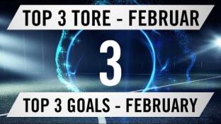 Die Top 3 Tore vom Mittelrhein - Februar 2016