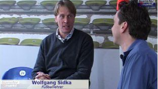 Wolfgang Sidka im Interview