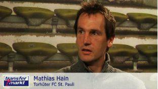 Mathias Hain im Transfermarkt.tv Interview