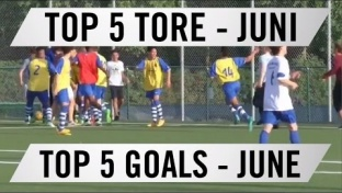 Top 5 Tore MAINKICK.TV - Juni 2016