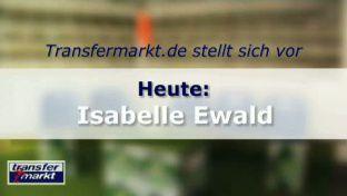 Transfermarkt.de stellt sich vor, Heute: Isabelle.