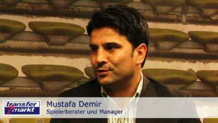 Mustafa Demir im Transfermarkt.tv Interview