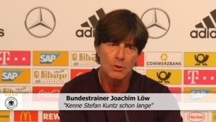 U21: Jogi Löw sieht neuen U21 Trainer Stefan Kuntz positiv