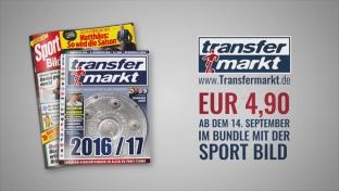 Das Transfermarkt Saisonheft 2016/17