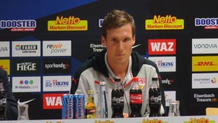 Guter Einstand für den neuen VFB-Coach Hannes Wolf, Bochum