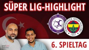 Süper Lig-Highlight: Osmanlispor vs. Fenerbahce