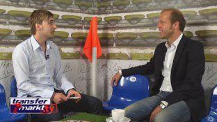 Sky-Moderator Patrick Wasserziehr im Interview