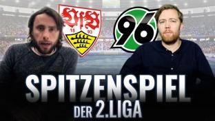 Vorschau-Talk: VfB Stuttgart vs. Hannover 96