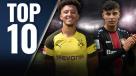 Sancho, Havertz & Co.: U20-Talente mit Top-Aufwertungen