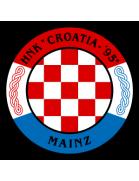 HNK Croatia Mainz 95