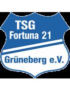 TSG Fortuna 21 Grüneberg Jugend