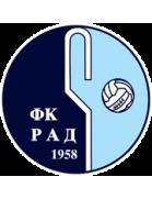 FK Rad Belgrad UEFA U19