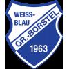 Weiß-Blau 63 Groß Borstel