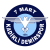 7 Mart Kadirli Demirspor