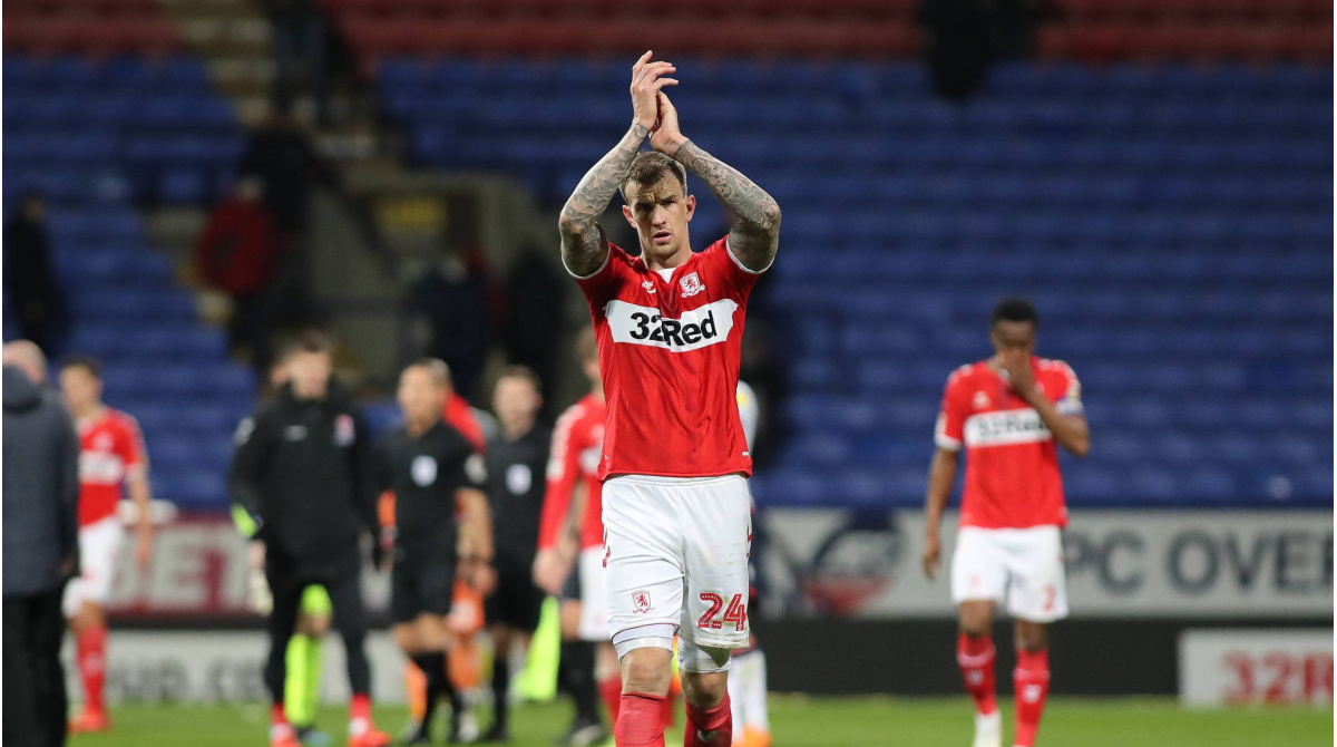 Flint leaves Boro for Cardiff - second most expensive
