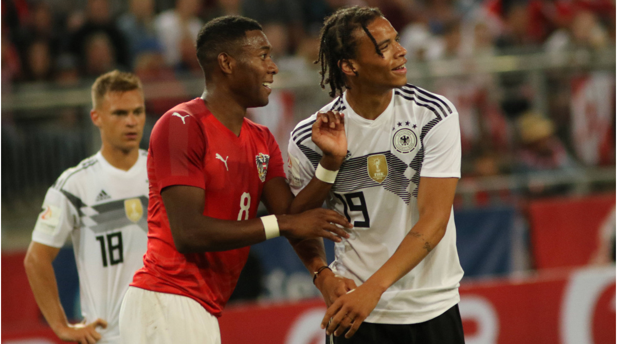 Bayern proposed swap deal for Leroy Sané - David Alaba turned down ...