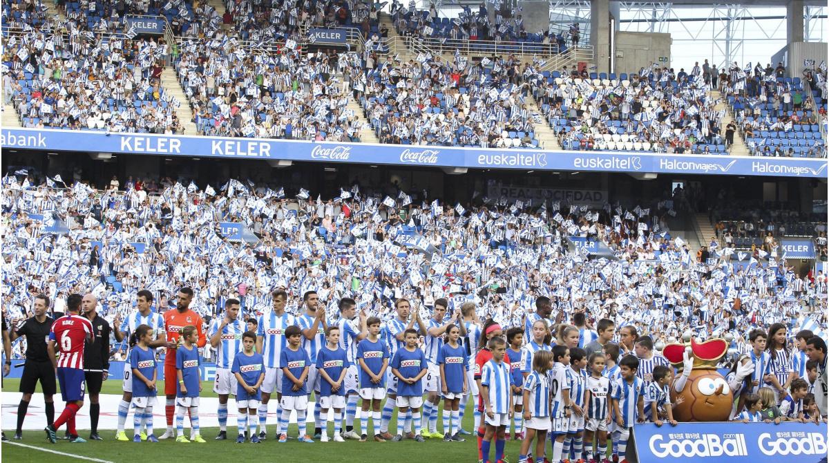 Real Sociedad Transfermarkt
