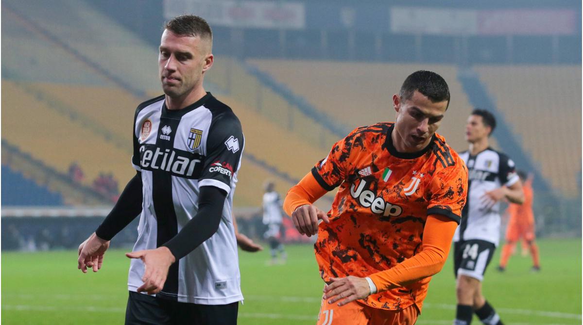Juventus Highlights Im Video Ronaldo Doppelpack Gegen