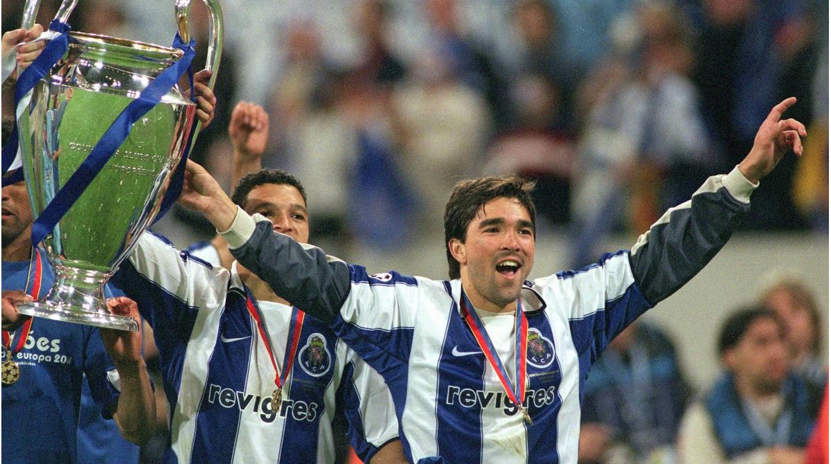 Champions League Finale Der Underdogs 03 04 Als Porto