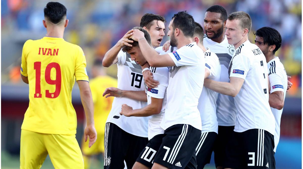 Deutschland Schlagt Starke Rumanen Und Steht Im Finale Waldschmidt Holt Berg Ein Transfermarkt