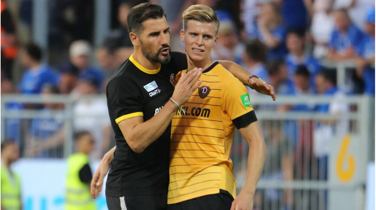 Dynamo Dresden News Transfermarkt