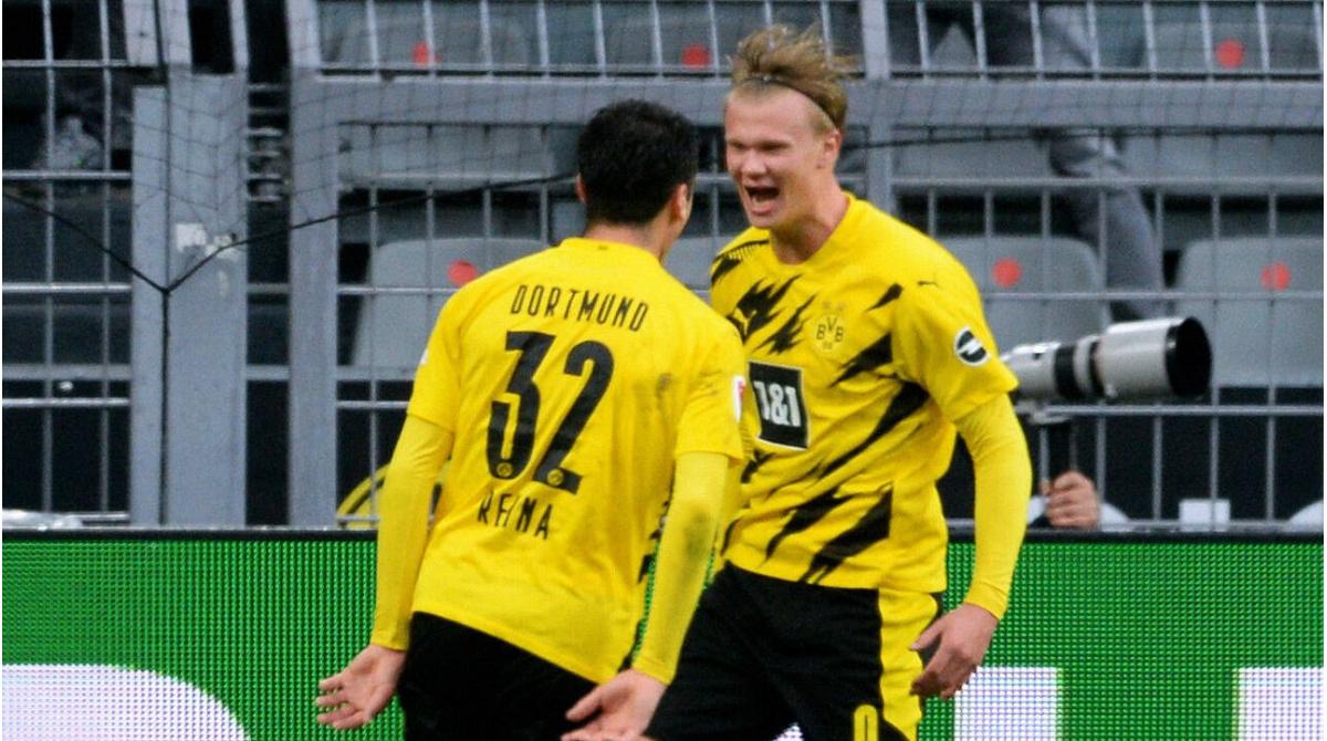 Giovanni Reyna Show Against Freiburg Borussia Dortmund Rebound From Augsburg Defeat Transfermarkt
