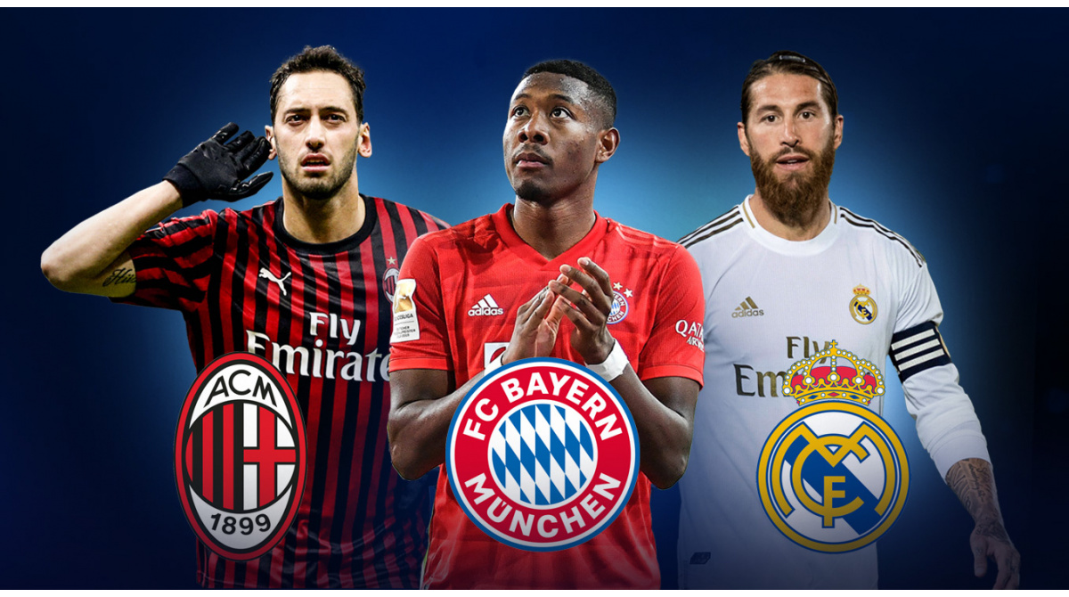 Real Madrid Spieler 2021