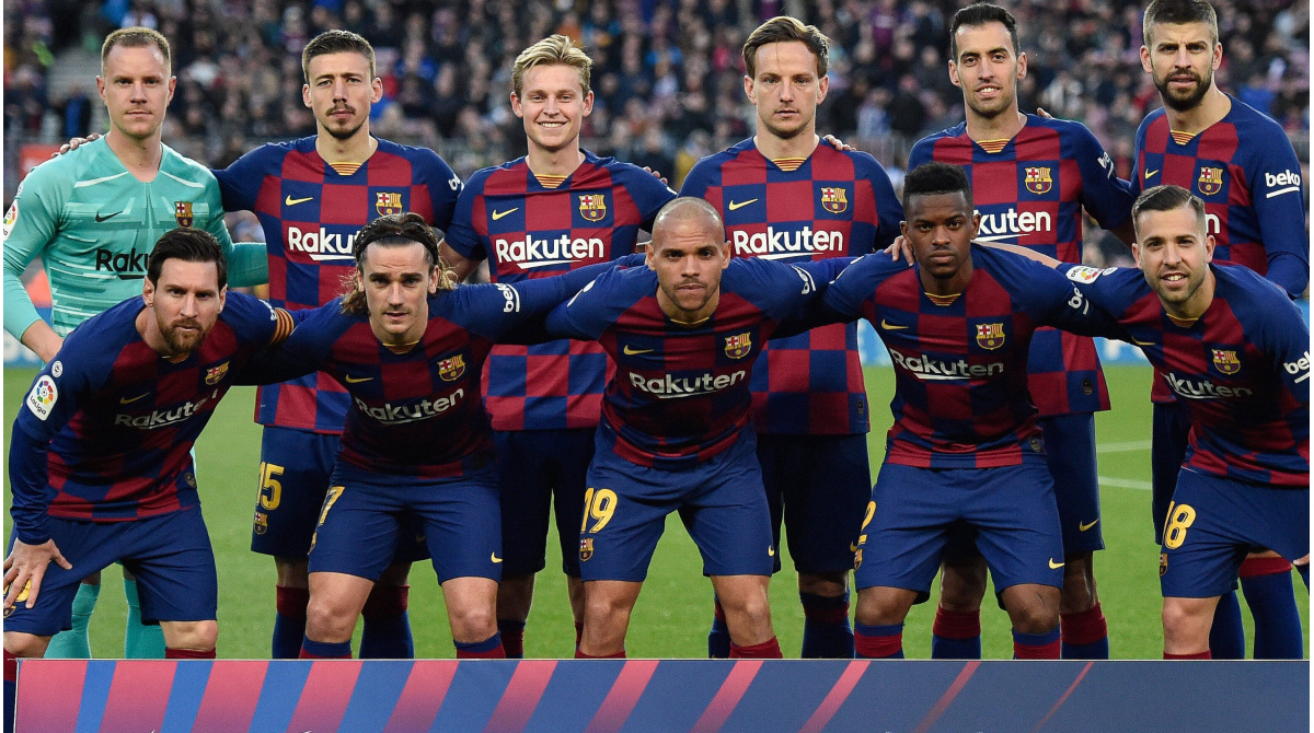 """Barcelona players accept pay cut in the end - Messi: """"Has always been our  intention""""   Transfermarkt"""