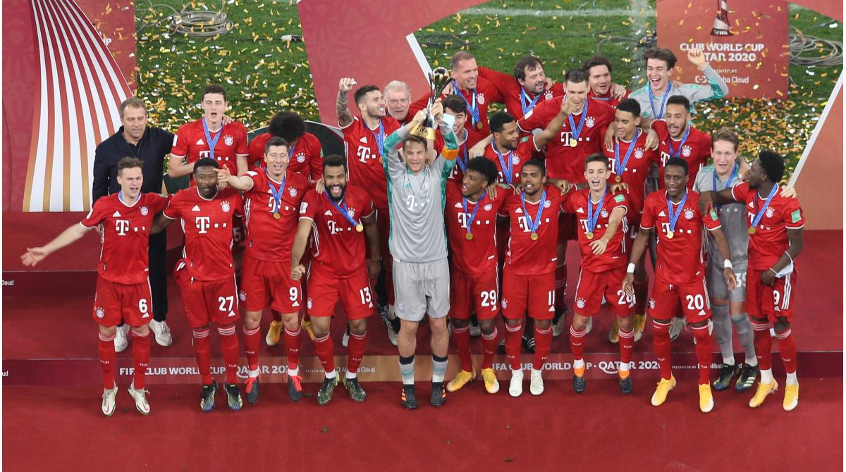 FC Bayern mit weltweit meisten Titeln seit 2000 – Zwischen bester Saison und Erschöpfung - Transfermarkt