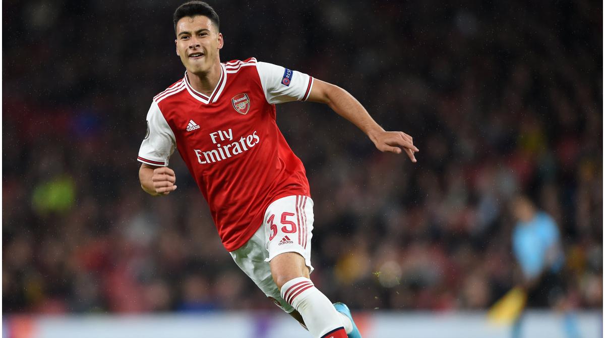 Gala-Auftritt gegen Lüttich: Arsenal-Youngster Martinelli spielt ...