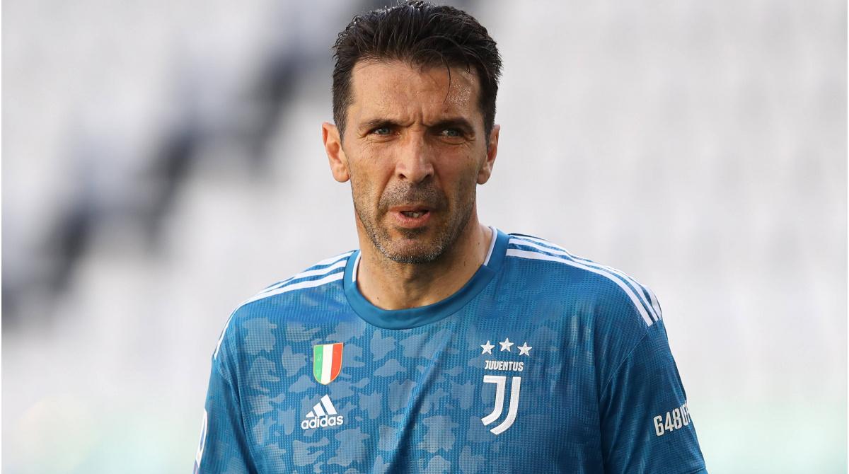 Buffon Karriereende