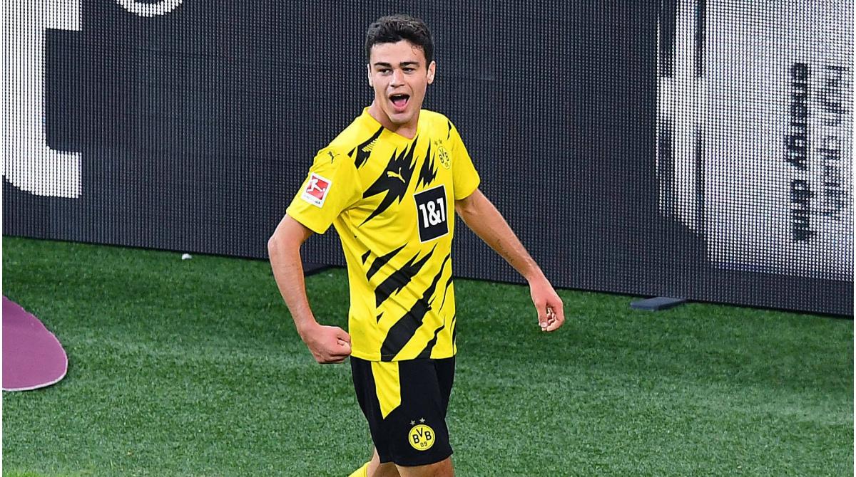Borussia Dortmund extend contract with Giovanni Reyna | Transfermarkt