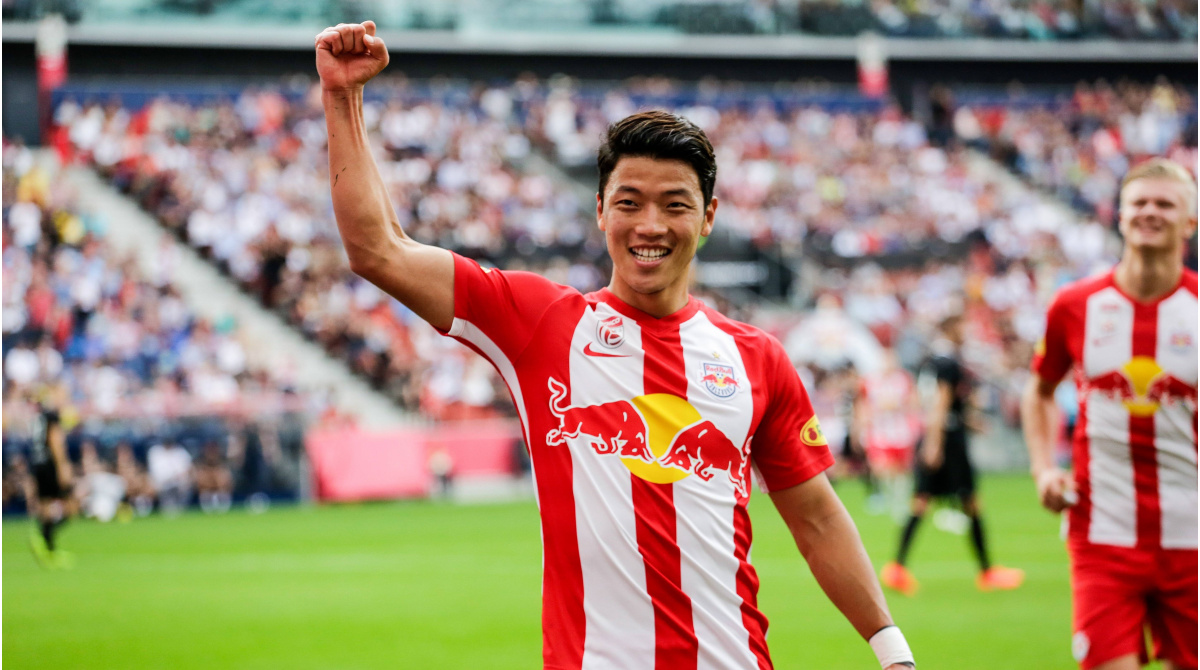 Leipzig Want Hwang As Werner Replacement Latest Salzburg Star On The List Transfermarkt