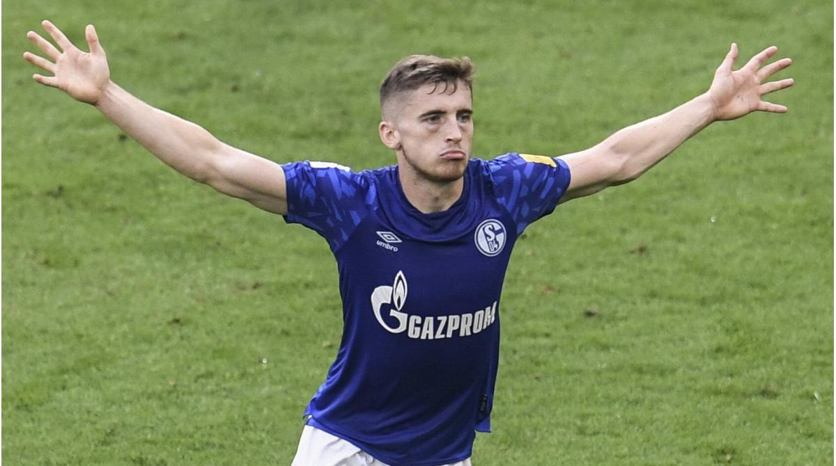 Kenny über Schalke Wechsel Als Die Anfrage Kam Konnte Ich