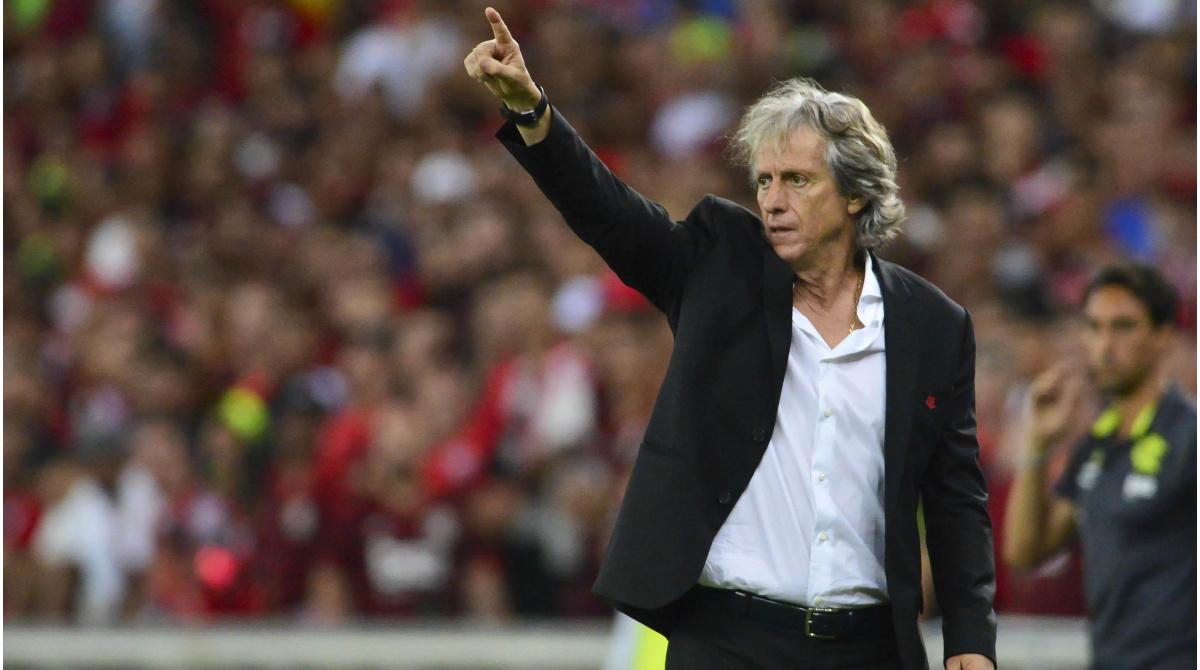 Flamengo 5-0 Gremio - Copa Libertadores - Jorge Jesus