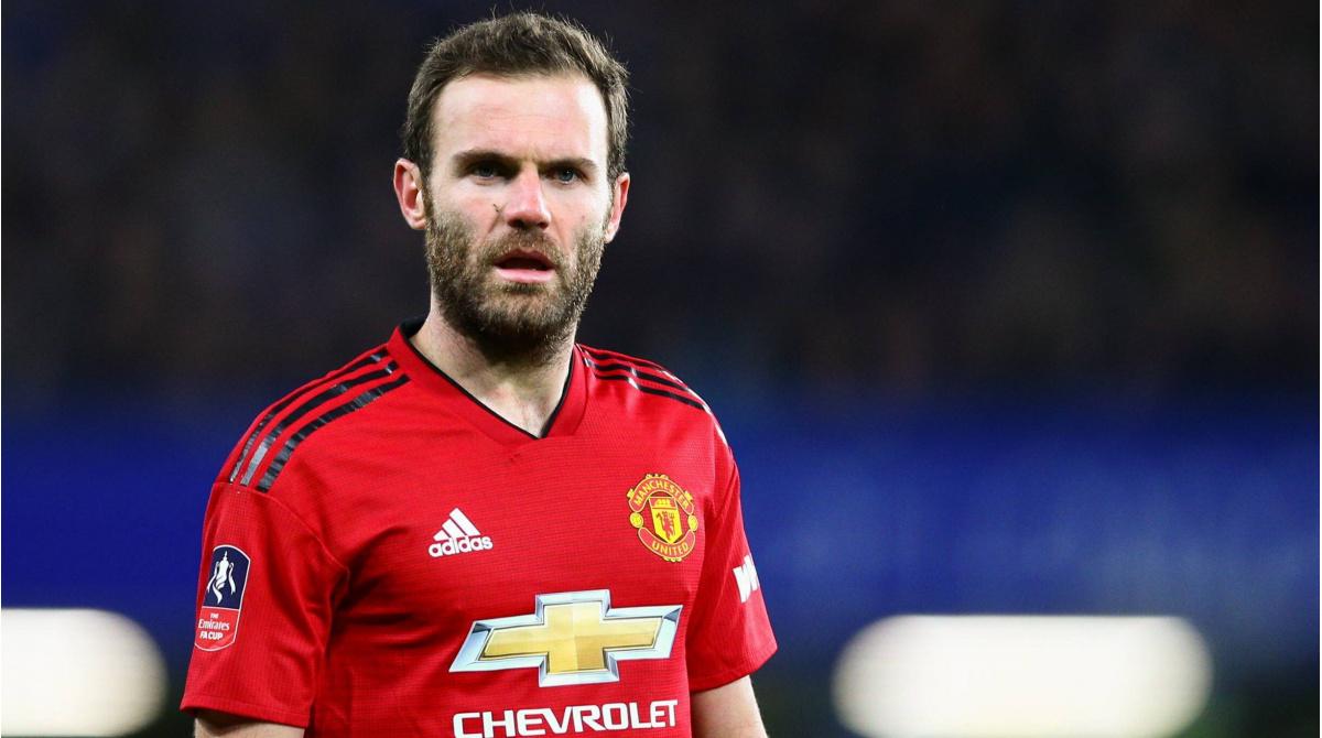 Juan Mata Set To Sign New Deal At Manchester United