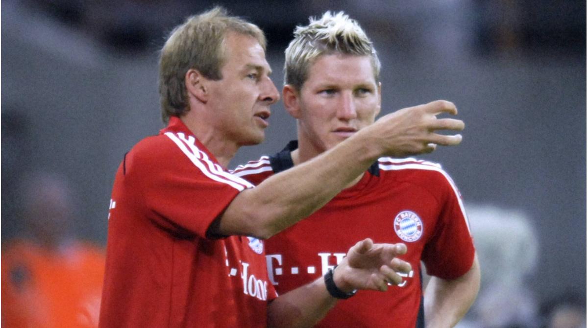 FC Bayern: Schweinsteiger ging 2008 wegen Hleb nicht zu Inter Mailand thumbnail