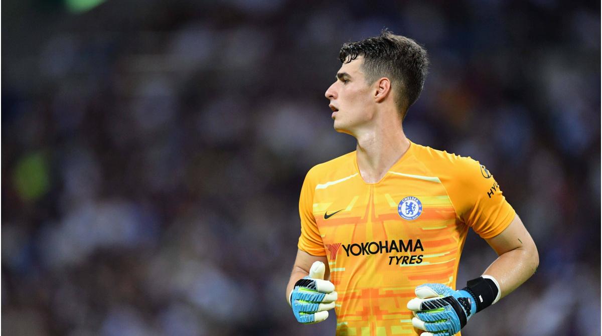 """Tuchel: """"Neuanfang für Kepa"""" – Teuerster Torhüter der Welt bei Chelsea nur Ersatz - Transfermarkt"""