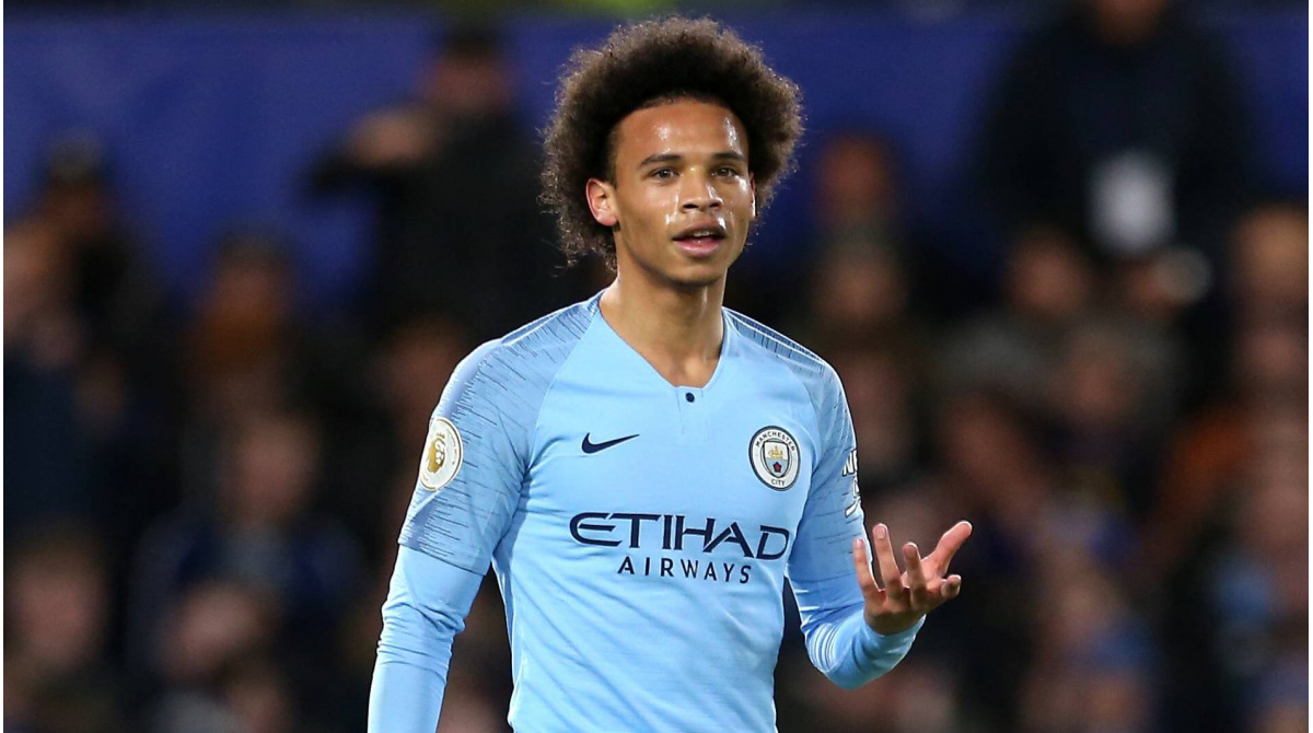 buy popular 4790f f350b Bayern Munich will try to sign Leroy Sane from Man City ...