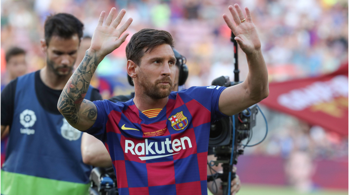 Transfermarkt Messi