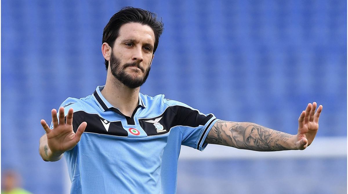 "Lazio's Luis Alberto: Without corona ""I would have signed until ..."