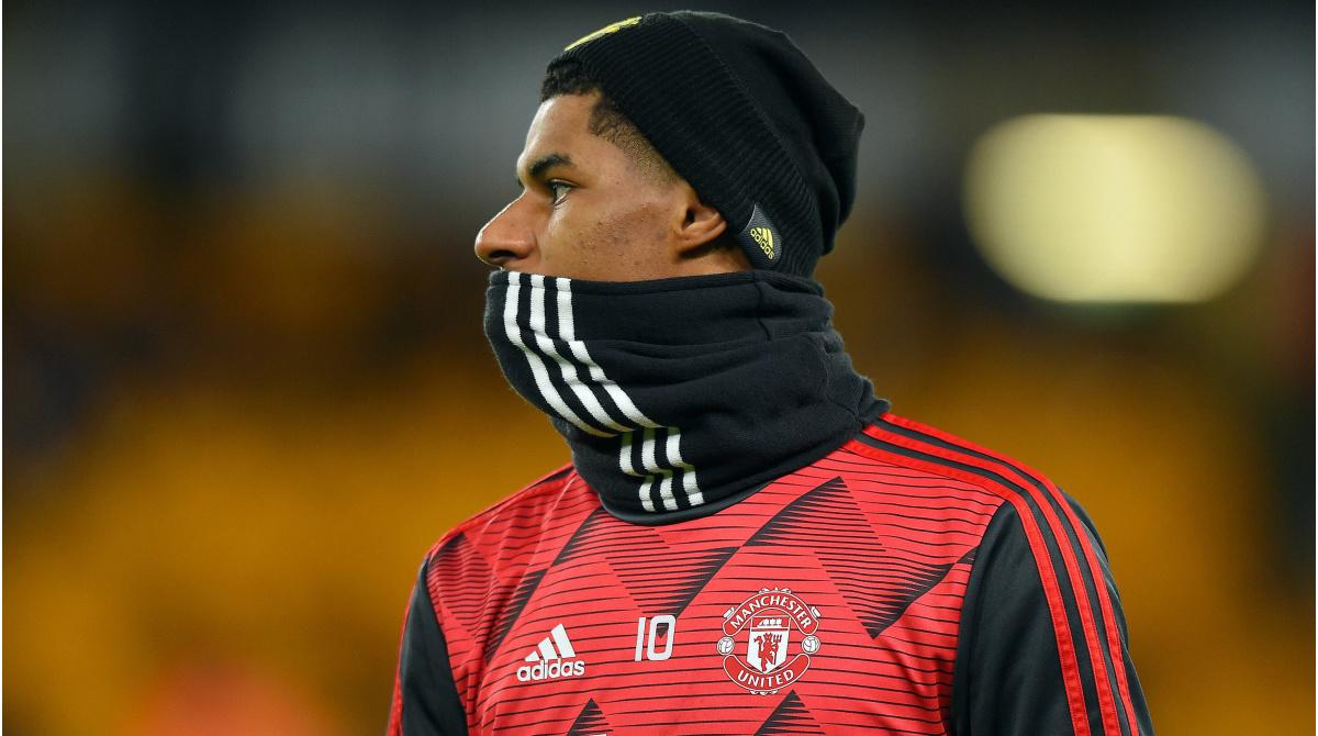 Manchester United: Rashford fehlt lange - Solskjaer sieht ...