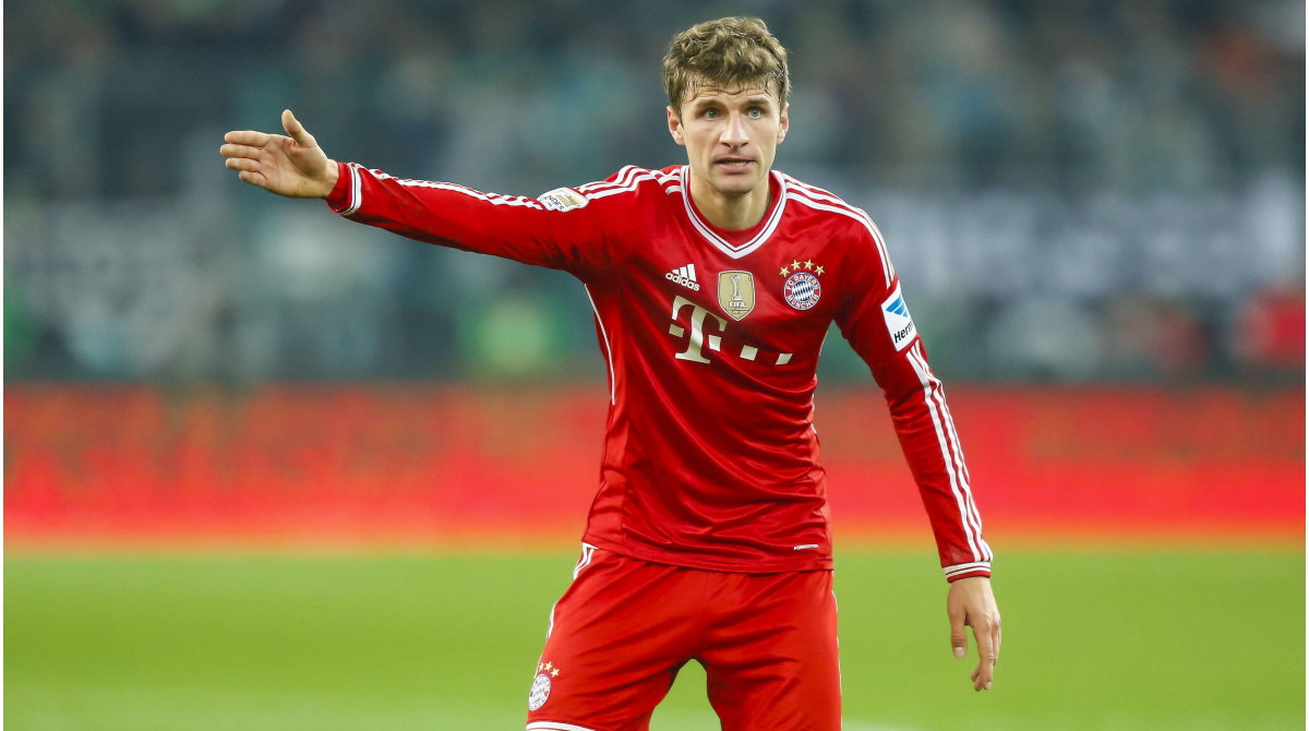 Bayerns M U00fcller Hakt DFB Comeback Noch Nicht Ab U201e U00dcber