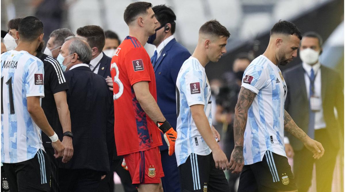 Photo of Spielabbruch bei WM-Quali: Argentinien und Brasilien bekommen 6 Tage Zeit zur Verteidigung   Tobias Picker